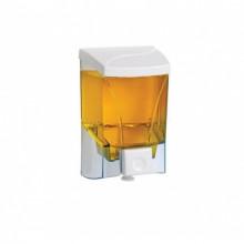 Dozator manual pentru Săpun Lichid sau Dezinfectant, cu prindere pe Perete, capacitate 500ml