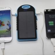 Baterie cu acumulator solar de 5000 mAh
