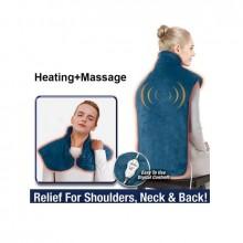 Aparat de masaj cu caldura pentru spate ,gat si umeri