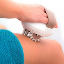 Aparat electric de masaj corporal, 2 trepte de viteza , 6 Roti Rotative