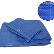 Prelata albastra impermeabila 3x4m - 130 g/mp