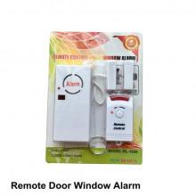 Set 3 alarma cu senzor si telecomanda pentru usa si fereastra