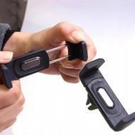 Suport telefon pentru grila ventilatie auto