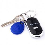 Breloc localizator pentru chei, cu atentionare acustica