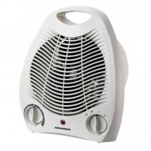 Aeroterma Heinner 2000 W, 2 trepte de putere, termostat reglabil, culoare alb