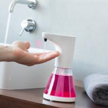 Dispenser automat cu senzor pentru sapun lichid, capacitate 480 ml