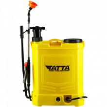 Pompa de pulverizat cu acumulator si actionare manuala 2in1, 20L, 12V