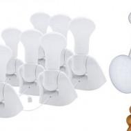 Set complet 8 becuri LED bec fara fir cu intrerupator