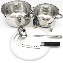 Set Oale Inox 7 pcs