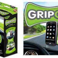 Suport auto universal GripGo pentru telefon