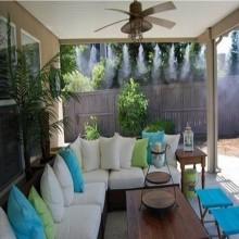 Kit racire terasa, gradina sau balcon, 10m lungime + 10 duze