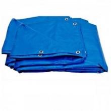 Prelata albastra impermeabila 10x6m- 130g/mp