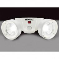 Set becuri LED pivotante cu senzor Night Eyes