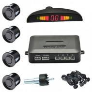 Sistem de asistenta parcare cu 4 senzori si afisaj cu LED