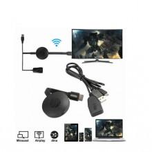 Smart TV stick, adaptor wireless, streaming media player, negru