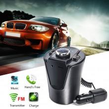 Incarcactor auto pentru telefon cu handsfree si bluetooth BX6