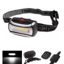 Lanterna frontala de inalta putere, 3 faze de iluminare