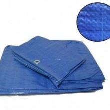 Prelata albastra impermeabila 10x8m- 130g/mp
