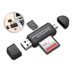 RoboStick Usb- USB magic 3 în 1