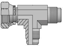 T-Racva UNF podesiva navrtka sa strane