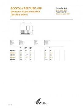 Slika Caura 4SH DN38 - Interlock
