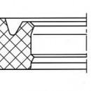 PU 40x50x7,3 MA39