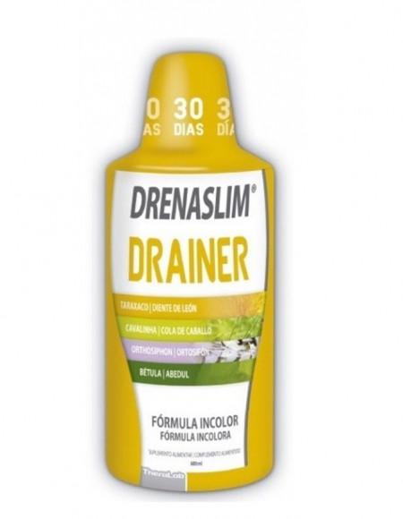 Drenaslim - Drainer (slabeste si dreneaza apa din corp) 600 ml