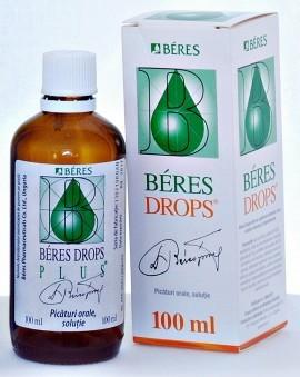 Picatura Beres - 30 ml picaturi orale cu minerale si oligoelemente