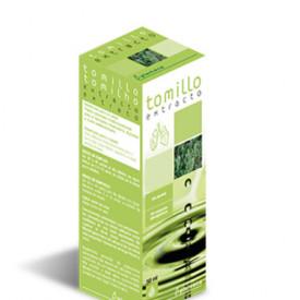 Extract de Tomillo (cimbru), adjuvant afectiuni pulmonare, fara alcool, 50ml