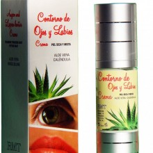 Crema contur, ochii si buze, aloe vera si calendula pentru piele uscata si mixta 35 ml