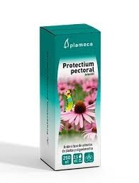 Protector pectoral copii, 250 ml