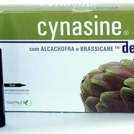 CYNASINE DETOX 30 de fiole (15 ml) cu alcachofra si barassicare - in limita stocului