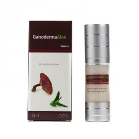 Gel, facial, cosmonatura, cu esenta de ganoderma, gel de aloe vera, 35 ml