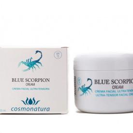 Pielea pe care iti place sa o atingi, crema de fata, cu venin de scorpion albastru, colagen si aloe vera, 100 ml - in limita stocului disponibil
