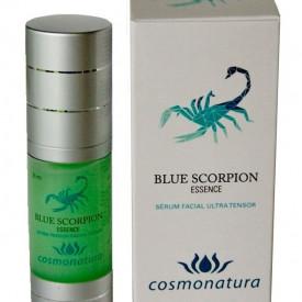 Pielea pe care iti place sa o atingi, ser facial, cu venin de scorpion albastru, colagen, aloe vera, 35 ml - in limita stocului disponibil