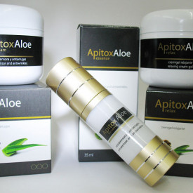 Ser facial, cu venin de albine si aloe vera, antirid eficient, 35 ml, in limita stocului disponibil