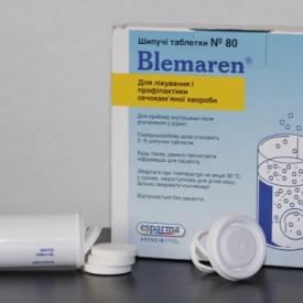 Blemaren N 80 caps - dizolvă pietrele din rinichi