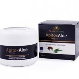 Crema de fata, cosmonatura, anti-rid si extratensoare, cu venin de albina si aloe,100 ml - in limita stocului disponibil