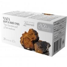 Chaga - pulbere - 50g - ciuperca de mesteacan