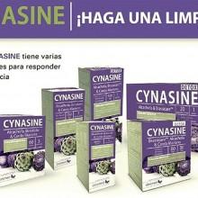 CYNASINE 60 capsule alcachofra borututu si cardo mariano,vitamina C + colina
