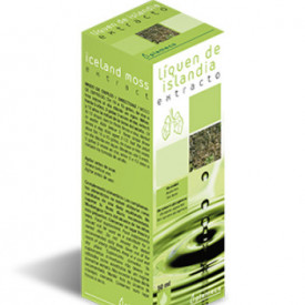 Extract de lichen de Islanda, fara alcool, 50ml