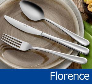 Tacâmuri de inox Florence