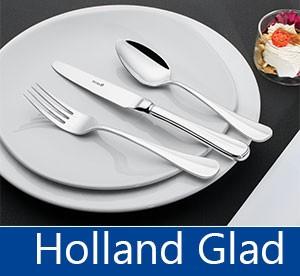 Tacâmuri de inox Holland Glad