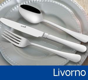 Tacâmuri de inox Livorno