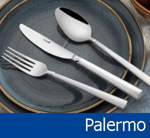 Tacâmuri de inox Palermo