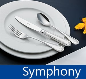 Tacâmuri de inox Symphony