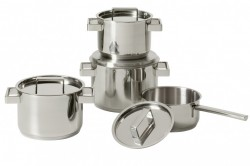 SET OALE DE INOX CARRE