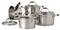 SET OALE DE INOX SQUARE