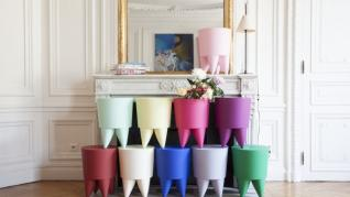 Scaunele Bubu, colectie XO, designer Philippe Starck!