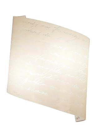 Aplica Ariel II, metal/sticla, 35 x 45 x 13 cm